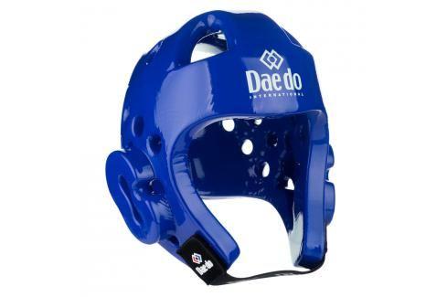 Přilba Daedo WTF - modrá modrá L Boxerské helmy