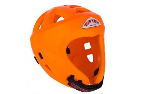 Přilba Top Ten Avantgarde - neon. oranžová neon. oranžová L Boxerské helmy