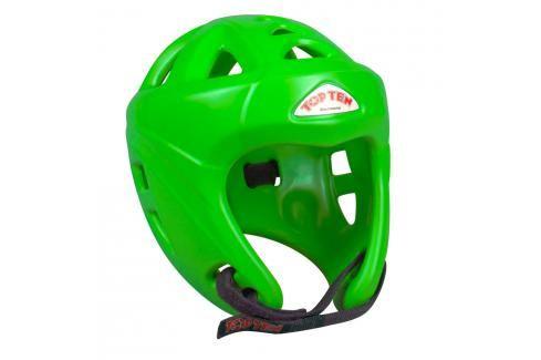 Přilba Top Ten Avantgarde - neon. zelená neon. zelená S Boxerské helmy
