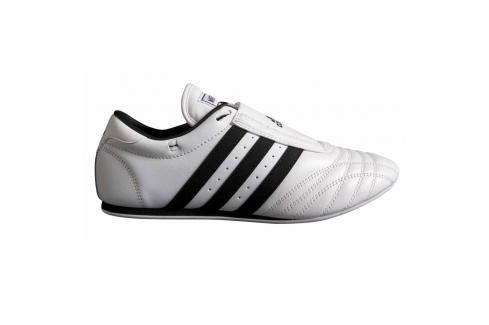 Budo boty adidas SM II dětské bílá 3,5 Pánská obuv