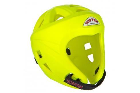 Přilba Top Ten Avantgarde - neon. žlutá neon. žlutá S Boxerské helmy