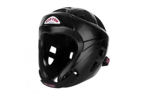 Přilba Top Ten Avantgarde - černá černá S Boxerské helmy