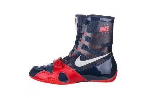 Box boty Nike HyperKO - modrá modrá 12 Pánská obuv