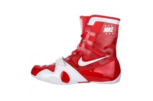 Box boty Nike HyperKO MP - červená červená 13 Pánská obuv