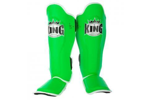 Chrániče holení King - zelená zelená XL Boxerské chrániče