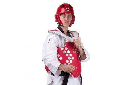 Elektronická vesta Daedo červená XL Boxerské chrániče