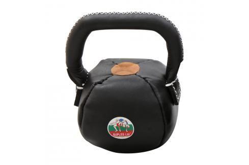 Suples LeatherBell - XS 4kg černá XS Činky