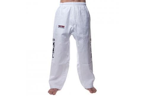 Top Ten Kalhoty KYONG - Student - bílá bílá 150 Pánské kalhoty
