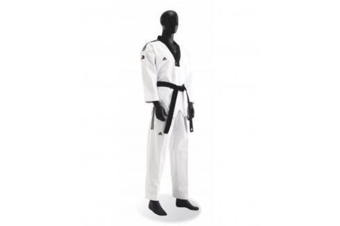 TKD dobok - GRAND MASTER - bílá bílá 210 Taekwondo WTF