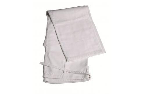Judo kalhoty adidas s IJF logem bílá 160 Pánské kalhoty