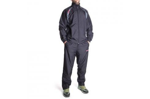 Pánská tepláková souprava Top Ten - černá černá S Pánské kalhoty