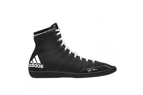 Zápasnická obuv adidas adizero Jack Varner černá 7 Pánská obuv
