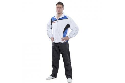 Pánská tepláková souprava Top Ten - černá/bílá bílá XL Pánské kalhoty