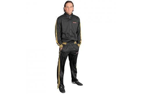 Pánská tepláková souprava Top Ten - černá černá L Pánské kalhoty