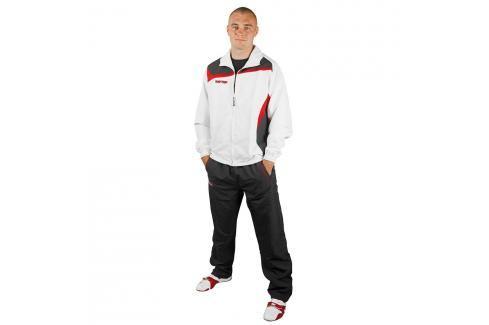 Pánská tepláková souprava Top Ten - bílá/černá bílá XL Pánské kalhoty