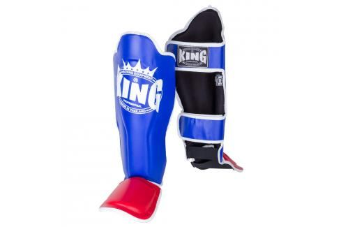 Chrániče holení King Color Series - modrá/bílá/červená modrá S Boxerské chrániče