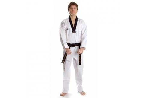 Dobok Adichamp II - bílá bílá 210 Taekwondo WTF