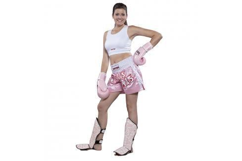 Top Ten thai trenky růžová M Pánské šortky