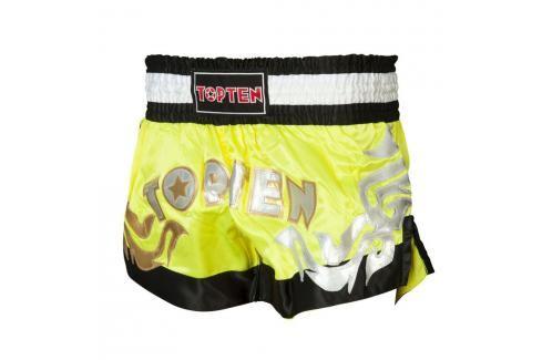 Thai trenky TOP TEN - neon. žlutá neon. žlutá XL Pánské šortky