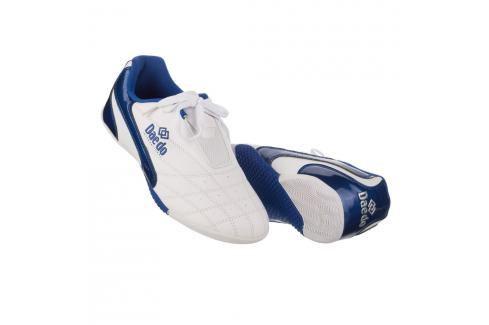 Budo Boty Daedo KICK - bílá/modrá bílá 39 Pánská obuv