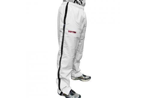 Sportovní Kalhoty Top Ten bílá XS Pánské kalhoty