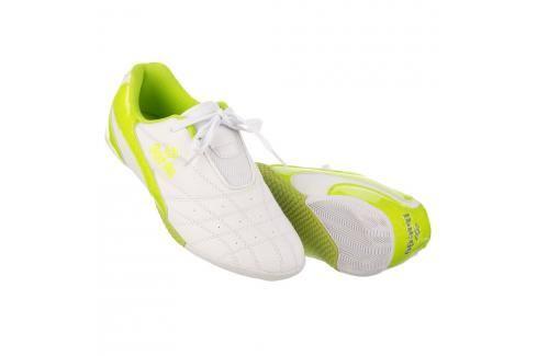 Budo Boty Daedo KICK - bílá/zelená bílá 38 Pánská obuv