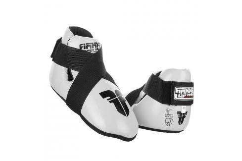Chrániče nohou Fighter - bílá bílá L Boxerské chrániče