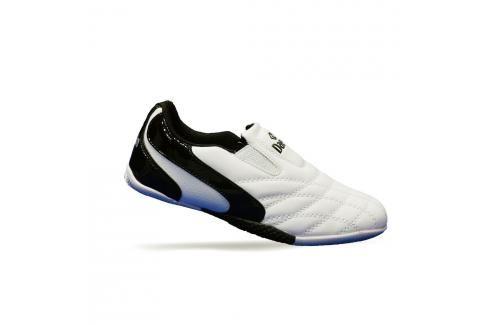 Dětské Budo Boty Daedo KICK - bílá/černá bílá 27 Pánská obuv