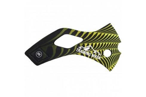 Sting náhradní sleeve Training Mask černá M Švihadla