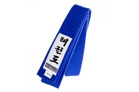Fighter Taekwondo ITF pásek - modrá modrá 220 Pásky ke kimonu