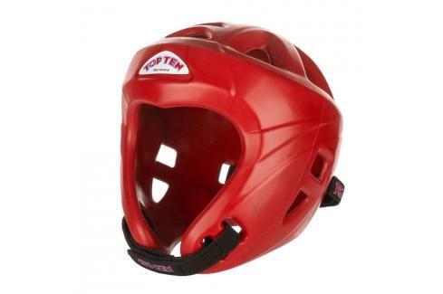 Přilba Top Ten Avantgarde - červená červená L Boxerské helmy