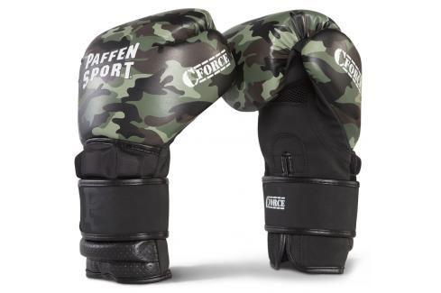 Paffen Sport C-Force boxerské rukavice maskáč 10 Boxerské rukavice