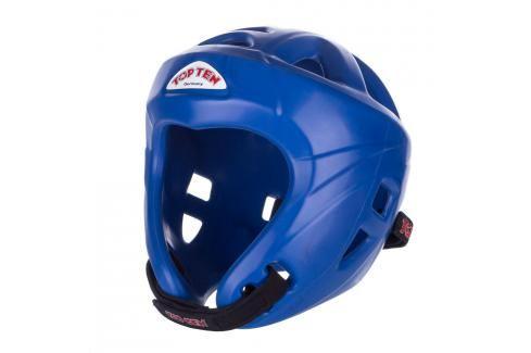Přilba Top Ten Avantgarde - modrá modrá L Boxerské helmy