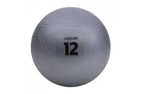 Century Medicineball 12lb/5.4kg šedá Činky