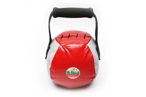 Suples Fit® bell 12kg červená Činky