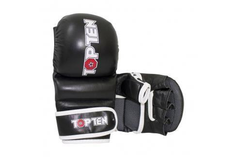 Rukavice Top Ten MMA - Striking černá S Boxerské rukavice