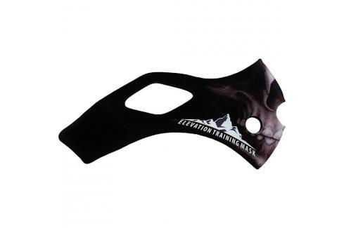 Skull náhradní sleeve Training Mask černá S Švihadla