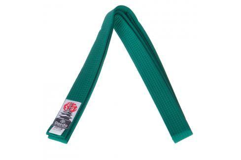 Pásek Daedo - zelená zelená 240 Pásky ke kimonu
