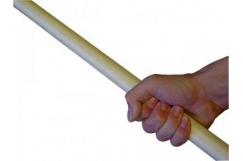 Jo - bílá bílá Pro Budo XL 135cm délka Bo, Jo, Escrima