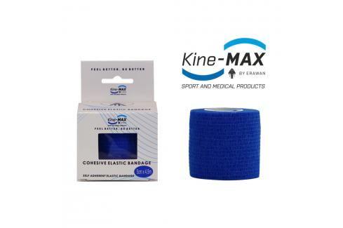 Kine-MAX Samofixační elastické obinadlo-5cm,7,5cm,10cm - modrá modrá 7,5cm Tejpy