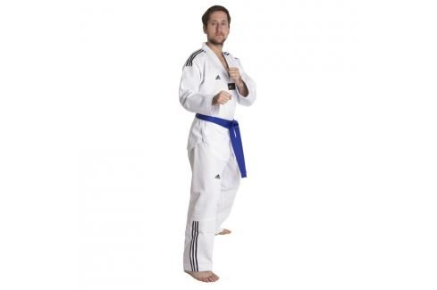 adidas Dobok Adi-Club bílá 100 Taekwondo WTF