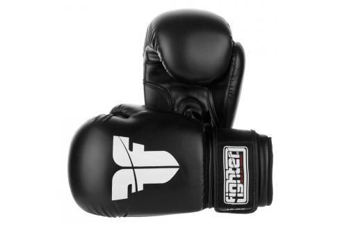 Rukavice Fighter Basic - černá černá 12 Boxerské rukavice