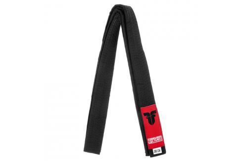 Pásek Fighter - černá černá 150 Pásky ke kimonu
