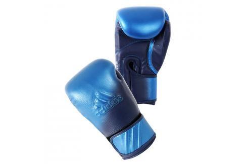 Boxerské rukavice adidas Speed 300 modrá 14 Boxerské rukavice