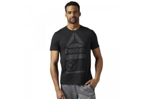 Reebok tričko Speedwick Blend černá S Pánská trička