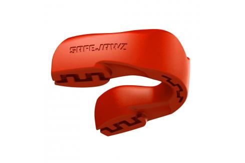 SAFEJAWZ chrániče zubů Intro Red Senior červená Boxerské chrániče