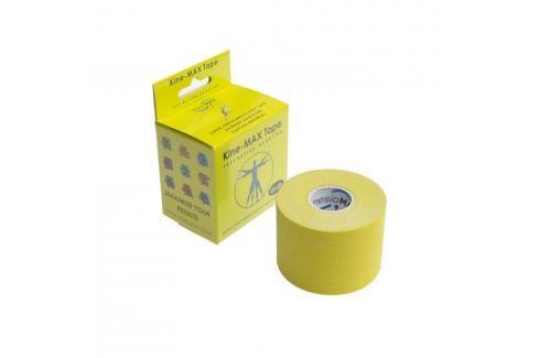 Kine-MAX Super Pro Cotton - žlutá žlutá 5 Tejpy