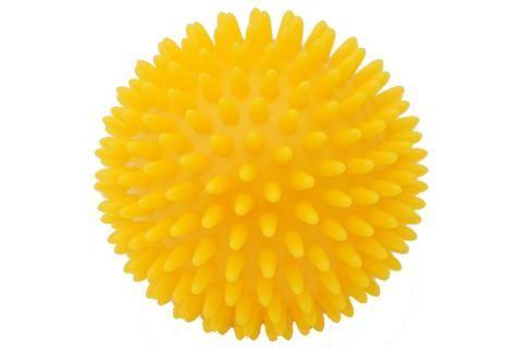 Kine-MAX masážní ježek velký žlutá Švihadla