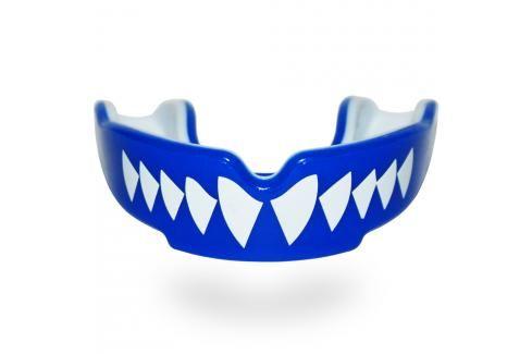 SAFEJAWZ chrániče zubů Shark modrá Boxerské chrániče
