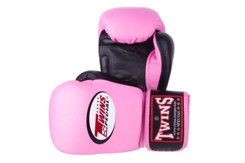 Twins boxerské rukavice - růžová/černá růžová 10 Boxerské rukavice